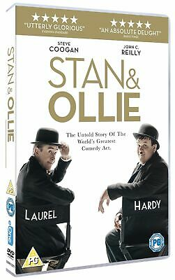 Stan and Ollie (DVD, 2019)