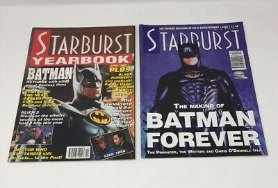 Starburst Batman Bundle