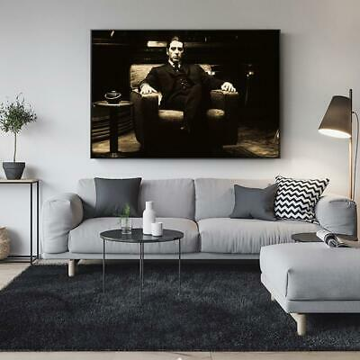 Godfather AL PACINO Vintage Moive Wall Posters And Prints Black And White For Li
