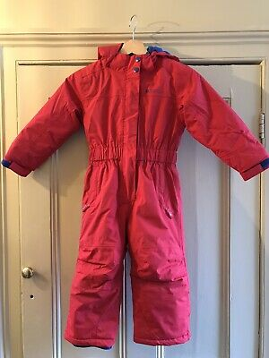 Red Mountain Warehouse Snowsuit Skisuit Age 3/4
