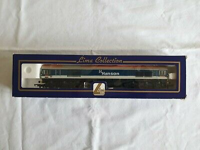 Lima Collection Model Railway Class 59 'Hanson' diesel in original box