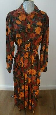 BNWT LIBERTY of LONDON DESIGNER DRESS SIZE 12  SMART / CASUAL / NIGHTS OUT /BOHO