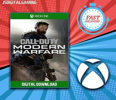 Call of Duty: Modern Warfare [Xbox One] PLEASE READ DESCRIPTION (2019)