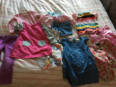 Girls Mini Boden Bundle Age 3-4 Summer & Winter. 10 Items. Excellent Condition!