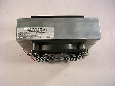 NEW TE Thermoelectric LC-3487 Peltier Liquid Cooler Heat Exchangee Thermo