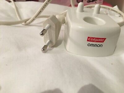 Colgate Omron Electric Toothbrush Charger C-CH White.