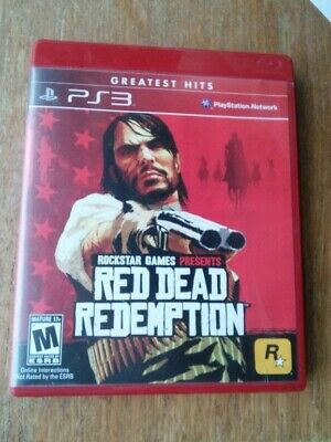Red Dead Redemption (PlayStation 3,)