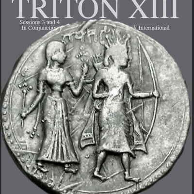 CNG TRITON XIII Ancient Greek, Roman...Coin Auction Catalog NY Ses. 3,4 Jan 2010
