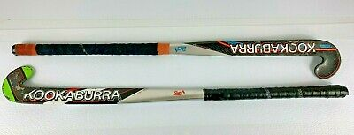 "Kookaburra Hockey Sticks L-Bow Extreme Legacy & Ignite ibow Size 37.5"" Light"