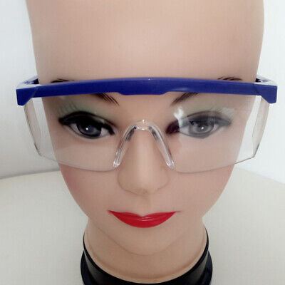 Glasses Goggles Eyes Safety Protection Eyewear Resistant Home Transparent Gift