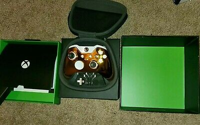 Microsoft Xbox One Elite Series 1, wire included and Free shipping!