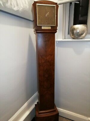 English made Vintage/Antique Grand daughter clock with Westminster chime