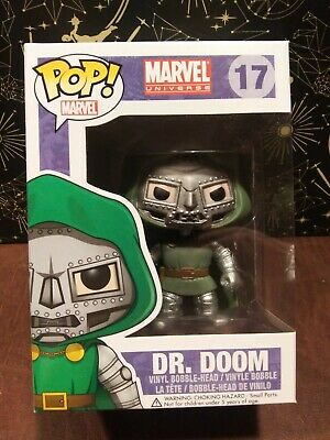 Funko Pop Marvel Dr. Doom 17