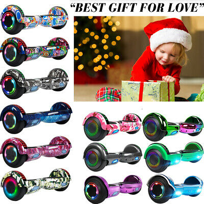 """6.5"""" Bluetooth Hoverboard Self Balance Electric Scooter UL Bag Chrismas Gifts US"""