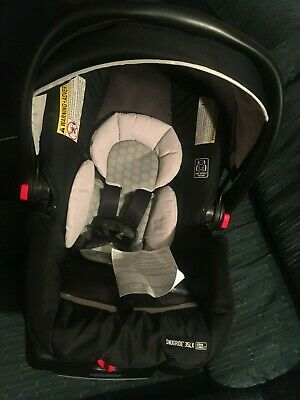 Graco Snugride 35LX Click Connect Infant Baby Car Seat and Base Snug ECK 35 LX