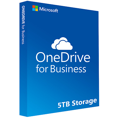 ONEDRIVE 5TB LIFETIME Cloud Storage 2019 - 5PC Device Private Random Name