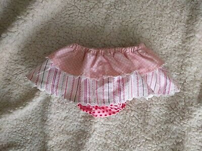 Oobi Baby Girl Nappy Cover skirt size 0-6mths