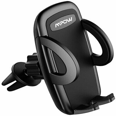 Mpow Universal Car Phone Holder Air Vent Mount Holder Stand Cradle Adjustable