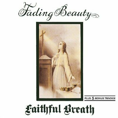 FAITHFUL BREATH - Fading Beauty - CD 1974 + 5 bonus tracks Garden Of Delights