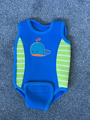 Baby Boy Wetsuit 3-6month