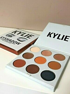 Kylie Jenner The Bronze Palet Eyeshadow Authentic