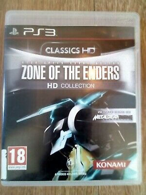 3-7 DaysZONE OF THE ENDERS HD EDITION The Complete Guide Artworks from JP