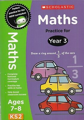 Maths Key Stage 2 (Age 7-8) Practice Book