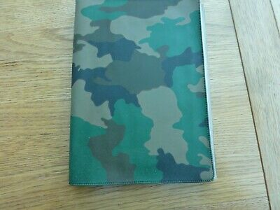 1980s ORIGINAL BRITISH ARMY MANOEUVRES EXCERCISES OFFICERS BOOK 20 PAGES