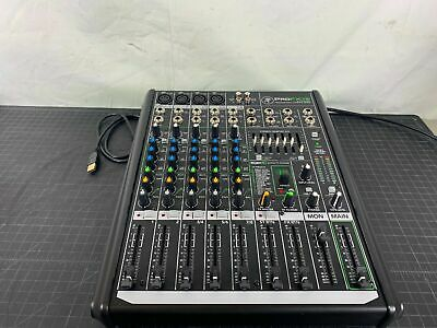 MACKIE PROFX8-V2 MIXER/Perfect Mint Cond/PRO-FX8-V2/8 Channel Mixer w/EFFECTS