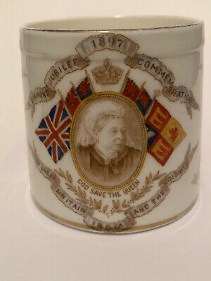 Queen Victoria Royal Doulton One Handled Mug