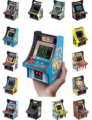 My Arcade Micro Player Portable Video Game Console PICK Galaga Ms Pac Man PICK