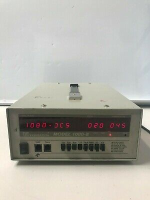 Sysgration Dail Pulse P.p.s. Model 1080-Ii