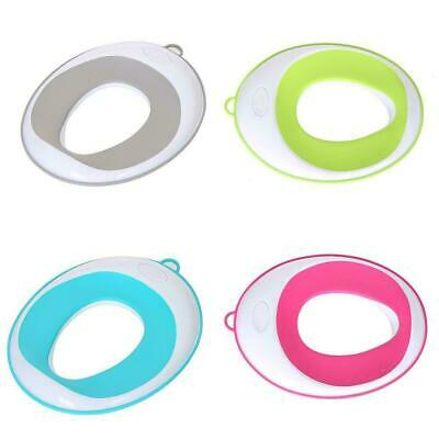 Potty Training Toilet Seat Baby Portable Toddler Chair Trainer Kids Boy Gir Y4T7