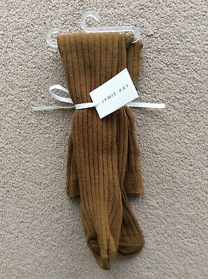 Jamie Kay Bnwt Size Newborn Bronze Tights.