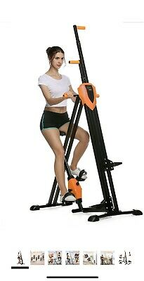 Stationary Exercise Bike Indoor Upright Cycling Cardio Pro Bicycle Workout