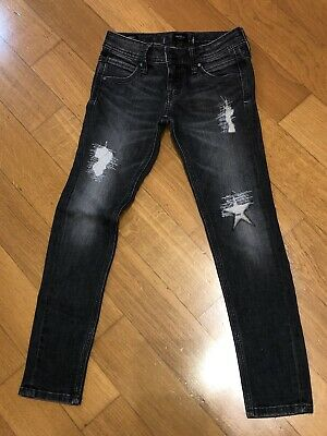 Girls Jeans  SKINNY Stretch PEPE JEANS (age7)