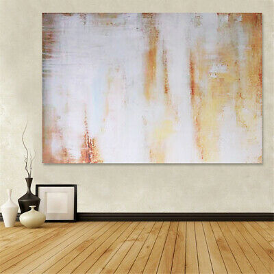 Modern Abstract Canvas Print Painting Art Oil Wall Picture Home Decor Framed UK