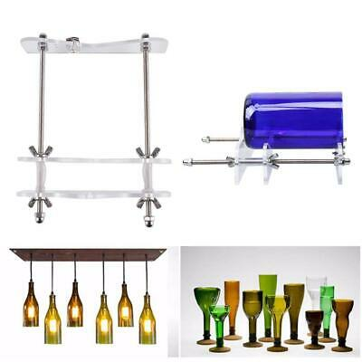 Glass Bottle Cutter Machine Kit Craft Cutting Wine Beer Bottle Tools Jar Recycle