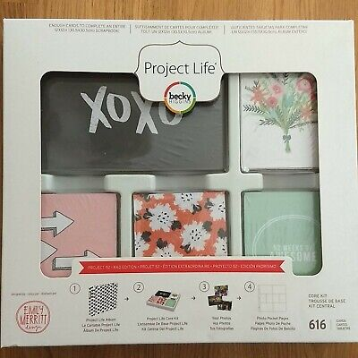 Project Life Core Kit Rad Edition