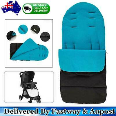 Universal Baby Toddler Footmuff Warm Cosy Toes Apron Liner Buggy Pram Stroller