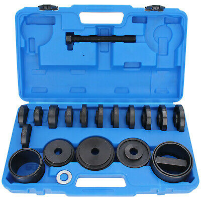 23pc Front Wheel Drive Bearing Puller Removal & Installation Universal Tool Kit