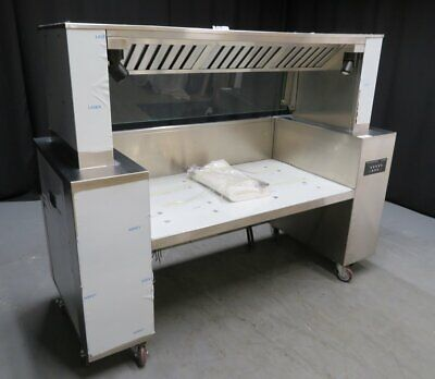 Front of House Cooking Station with carbon filtration, brand new & boxed