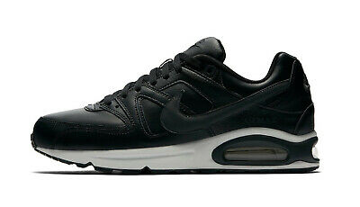 Nike Air Max Command Leather Pelle Scarpe Uomo Man Shoes 749760 001 Black Mis.45