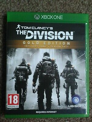 Tom Clancy's The Division Gold Edition Xbox One Inc Fast Free Postage/Dispatch