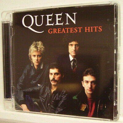 QUEEN - 'Greatest Hits' - (CD 2011)**V.NR.MINT**