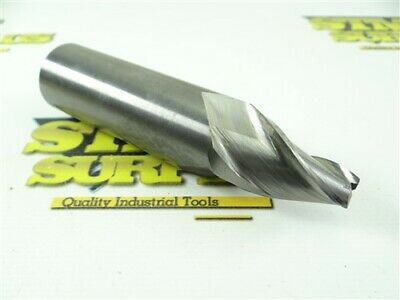 """Heavy Duty Myles Tool Carbide Tapered End Mill 20° X 1"""""""