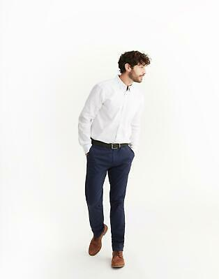 Joules Mens Laundered Chinos in FRENCH NAVY Size W36inL32