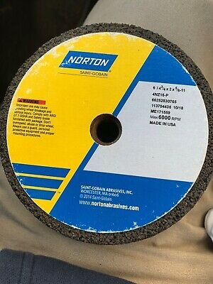 "Norton Flaring Cup Grinding Wheel 6"" - ME171559 Free Shipping"