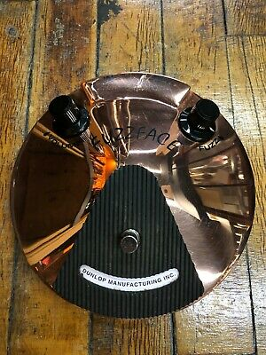 OR BEST OFFER Jim Dunlop Joe Bonamassa Limited Edition Mini Fuzz Face FFM4