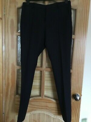 Brand New With Tags Men's Selected Homme Dark Navy Trousers Size 32R